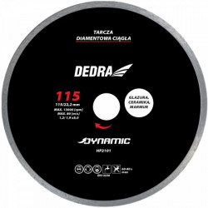 Disc Diamantat 180x22,2mm, Dedra