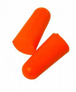 Doape de protectie pentru ureche , set 200 buc , Silverline Ear Plugs SNR 37dB