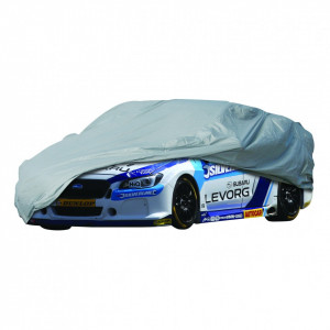 Husa auto , 4310 x 1650 x 1190mm (M) , Silverline Car Cover