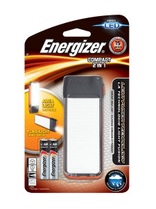 Lanterna LED 2 in 1, camping , auto, Energizer
