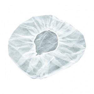 Masca de unică folosință pentru cap , igienă bucătărie și industria alimentară , farmaceutica,100 buc , Silverline Disposable Hair Net 100pk