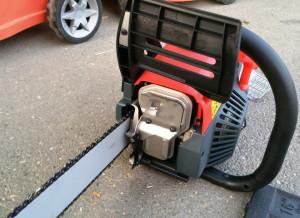 Motofierastrau cu lant Sovereign 37.2cc , motor termic , lama 400mm