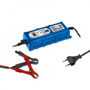 Redresor digital, microprocesor, incarcare 1A - 3.8A, 6 V- 12V, baterii 4 - 120Ah, Dedra