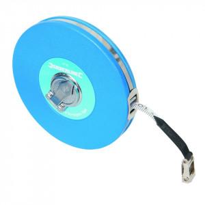 Ruleta 30M , carcasa din plastic dur , Silverline Fibreglass Surveyors Tape
