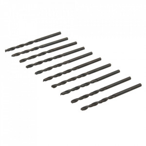 Set 10 burgie metal, heavy-duty, 3.2mm, Silverline