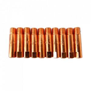 Set 10 duze tip M6 aparat sudura MIG-MAG , 0.6mm , Dedra