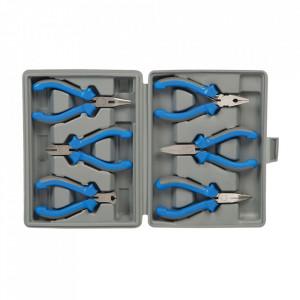 Set 6 mini clesti, 100, 110, 125 mm, Silverline