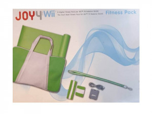 Set Wii Fitness Pack, 7 accesorii, JOY4
