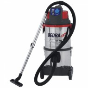 Aspirator cu filtrare in apa Dedra 1400W , priza integrata , 20L