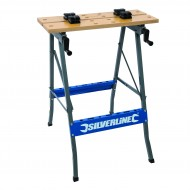 Banc , masa de lucru , Silverline Portable Workbench