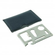 Cheie multifunctionala tip card , Silverline Credit Card Multi-Tool