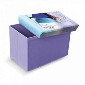Cutie depozitare cu capac, Frozen, 30x25x20 cm, Disney