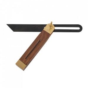 Dispozitiv masurat unghiuri, alama, lemn tare, Silverline