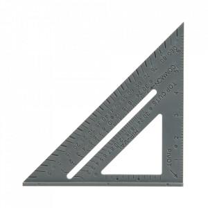 Echer plastic dur pentru dulgherie, tamplarie , 185 x 182 x 258mm, Silverline