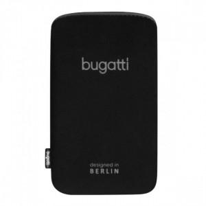 Husa universala textil, 129 x 70mm, Iphone 5, Sony Xpertia P, Bugatti
