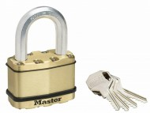 Lacat profesional cu cheie, 4 chei, 100mm, Master Lock