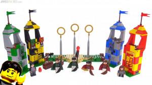 Lego Harry Potter Meciul De Quidditch 75956, MEGA REDUCERE