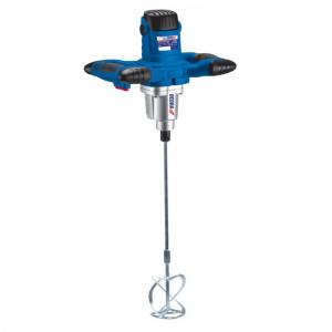 Malaxor/mixer/amestecator profesional pentru varuri/vopseluri,mortare/gleturi, 1200w,paleta inclusa,Dedra