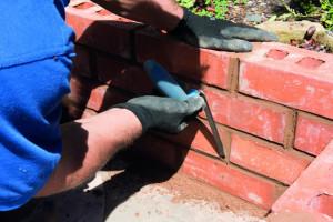 Mistrie de rosturi pentru caramizi , 13mm , Silverline Brick Jointer Soft-Grip