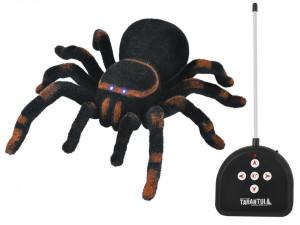 Paianjen cu telecomanda, control telecomanda 40 Mhz, ochi led, VKTools