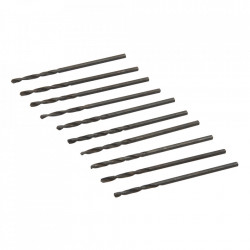 Set 10 burgie metal, heavy-duty, 1.5mm, Silverline