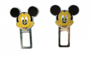 Set 2 anulatoare centura, sunet centura, Mickey Mouse, Disney