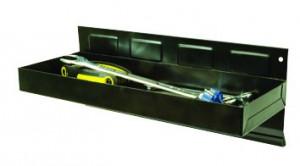 Set 4 sertare magnetice organizare scule, accesorii, 150-310mm, Silverline