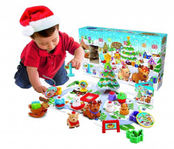 Set interactiv calendar advent, animalute, sunete, Vtech