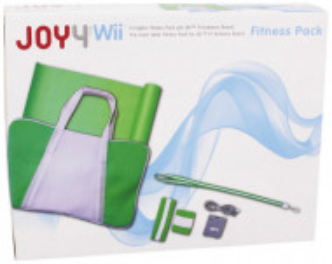 Set Wii Fitness Pack, 7 accesorii, JOY4