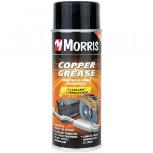 Spray profesional vaselina cuprata, 400 ml, Morris