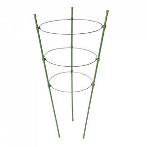 Suport plante gradina, 3 inele, 180, 200, 220mm, Silverline