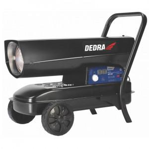 Tun caldura pe motorina, 40Kw, 750 m/cub/h, 38L, variator, afisaj temperatura, Dedra