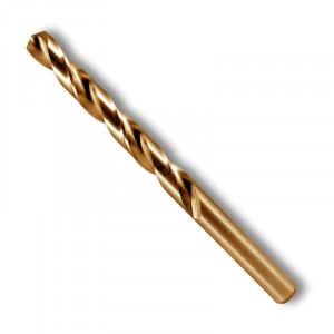 Burghie cobalt pentru metal 2,0x49mm, HSS, DIN338, 3buc