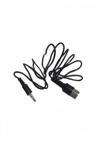 Cablu audio mono, 3DIN - jack 3.5, tata-tata, 1m, Bekhiet