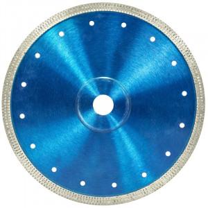 Disc diamantat subtire pentru gresie , ceramica , 125mm , Dedra