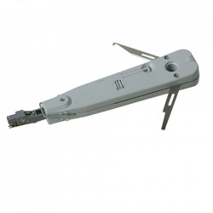 Dispozitiv sertizare mufe retea, telefon, reglete, 180mm, Silverline