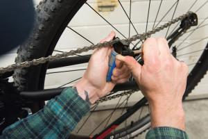 Extractor siguranta lant bicicleta, 7, 8, 9, 10, 11 viteze, Silverline