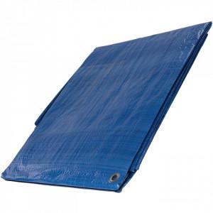 Foaie prelata pvc heavy duty 1.8 x 2.4 m, rezistenta UV, impermeabila,Silverline