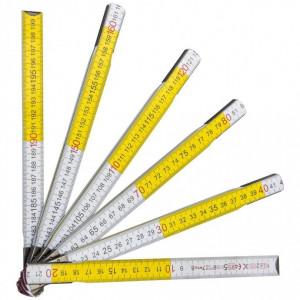 Metru tamplarie din lemn esenta tare, 2m, DEDRA
