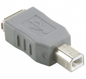 Mufa adaptoare USB A-B, Bandridge