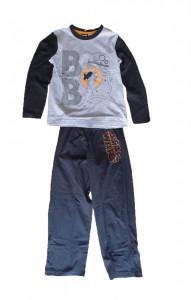 Pijama copii, bluza + pantalon, marimea 110 - 116, 4 - 6 ani, Star Wars,