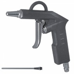 Pistol suflat aer pentru compresor , 100 mm, Pansam