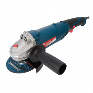 Polizor unghiular Silverline 900W 115mm , Silverstorm 900W Angle Grinder 115mm