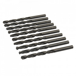 Set 10 burgie metal, heavy-duty, 6.5 mm, Silverline