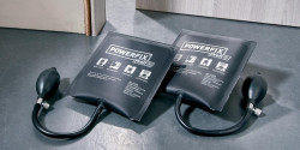 Set 2 dispozitive gonflabile ridicat mobila, usa, geam , 160 x 150 mm, 135kg, Powerfix