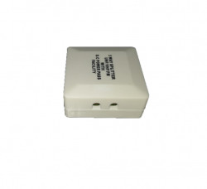 Splitter antena tv, 3 cai, UHF/VHF/FM, 75ohm, filtru, Skytronic