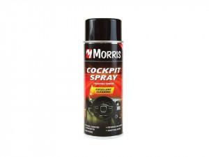 Spray profesional curatare interior auto, bord, plastice, 400ml, Morris