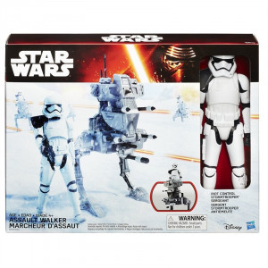 Star Wars Assault Command Walker figurine , dimensiune 12 inch , 6-9 ani