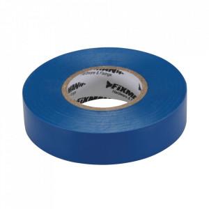 Banda izolatoare, latime 19mm, lungime 33m, albastru, Fixman