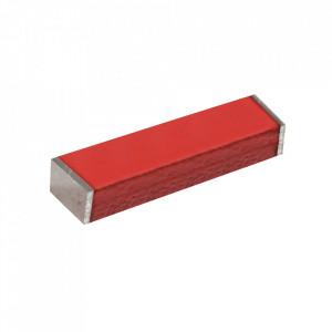 Baton magnet 40 x 12.5 x 5mm, rezistent caldura 500 grade, Silverline